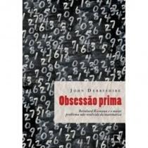 Livro - Obsessão prima -