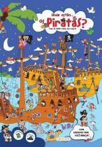 Livro - Onde estão - os piratas -
