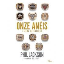 Livro - Onze anéis -