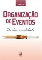 Livro - Organização de eventos -