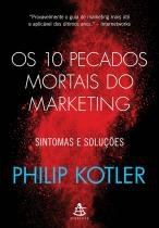 Livro - Os 10 pecados mortais do marketing -
