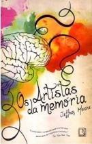 Livro - Os artistas da memória -