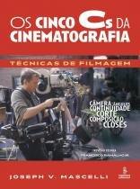 Livro - Os cinco Cs da cinematografia -