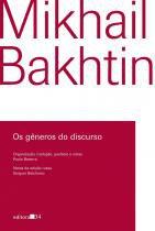 Livro - Os gêneros do discurso -