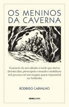 Livro - Os meninos da caverna -