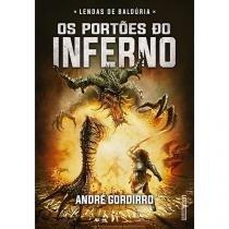Livro - Os portões do inferno -
