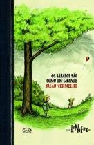 Livro - Os sábados são como um grande balão vermelho -