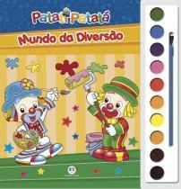 Livro - Patati Patatá - Mundo de diversão -