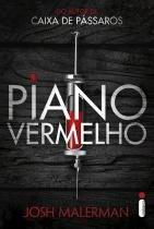 Livro - Piano vermelho -