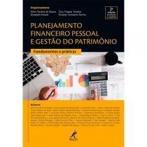 Livro - Planejamento financeiro pessoal e gestão do patrimônio -
