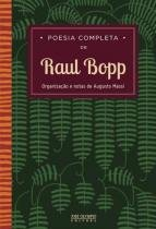 Livro - Poesia Completa de Raul Bopp -