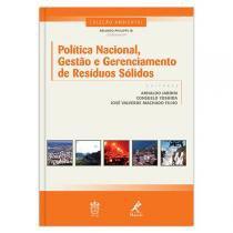 Livro - Política nacional, gestão e gerenciamento de resíduos sólidos -
