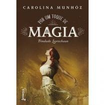 Livro - Por um toque de magia -