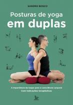 Livro - Posturas de yoga em duplas -