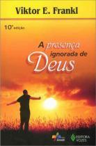 Livro - Presença ignorada de Deus -