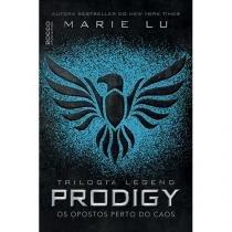 Livro - Prodigy -
