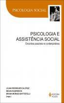Livro - Psicologia e assistência social -