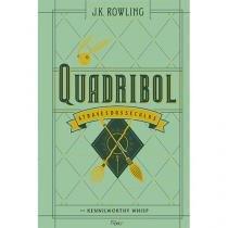Livro - Quadribol através dos séculos -