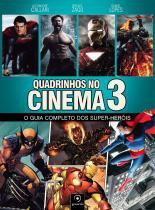 Livro - Quadrinhos no cinema 3 -
