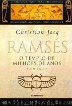 Livro - Ramsés: O templo de milhões de anos (Vol. 2) -