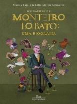 Livro - Reinações de Monteiro Lobato -