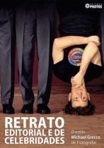 Livro Retrato Editorial e de Celebridades - Editora Photos -