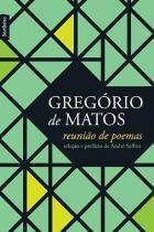 Livro - Reunião de poemas (Gregório de Matos - edição de bolso) -