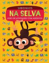 Livro - Sabidinhos : Na selva -