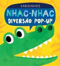 Livro - Sabidinhos : Nhac-nhac diversão pop-up -