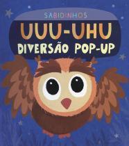 Livro - Sabidinhos : Uuu-uhu diversão pop-up -