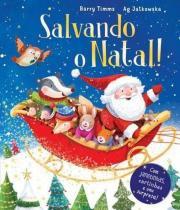 Livro - Salvando o natal! -