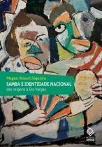Livro - Samba e identidade nacional -