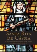 Livro - Santa Rita de Cássia -