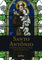 Livro - Santo Antonio -