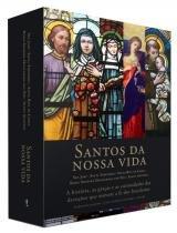 Livro - Santos Da Nossa Vida (Box) -