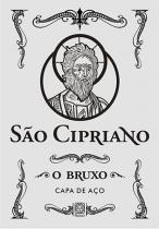 Livro - Sao Cipriano O Bruxo (Capa De Aco) -