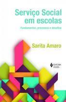 Livro - Serviço social em escolas -