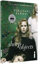 Livro - Sharp Objects: Objetos cortantes -