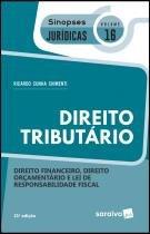 Livro - Sinopses jurídicas: Direito tributário - 21ª edição de 2019 -