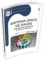 Livro - Sistema Único de Saúde - Componentes, Diretrizes e Políticas Públicas - Solha - Iátria