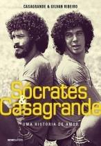Livro - Sócrates & Casagrande -