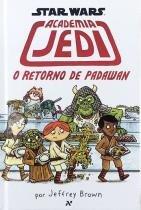 Livro - Star Wars : Academia Jedi - O retorno de Padawan -