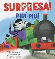 Livro - Surpresa! Piuí-piuí -