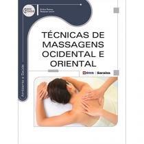 Livro - Técnicas de Massagens Ocidental e Oriental - Perez - Iátria
