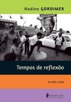 Livro - Tempos de Reflexão - de 1990 a 2008 -