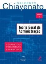 Livro - Teoria geral da administração -