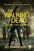 Livro - The Walking Dead: Retorno para Woodbury (Vol. 8) -