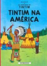 Livro - Tintim na América -