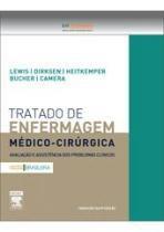 Livro - Tratado de Enfermagem Médico-Cirúgica - Lewis  - Elsevier
