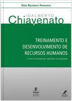 Livro - Treinamento e desenvolvimento de recursos humanos -